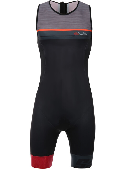 Santini Sleek Plus 775 Herrer rød/sort